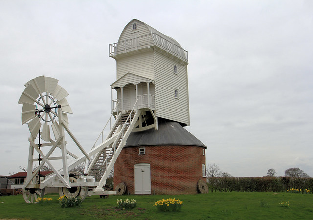 Pilson Green windmill