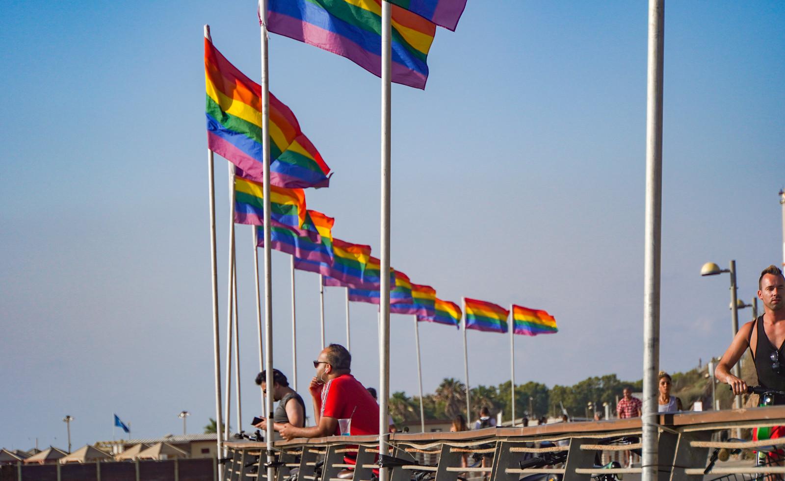 2019.06.13 Hilton Beach at Tel Aviv Pride, Tel Aviv Israel 1640024