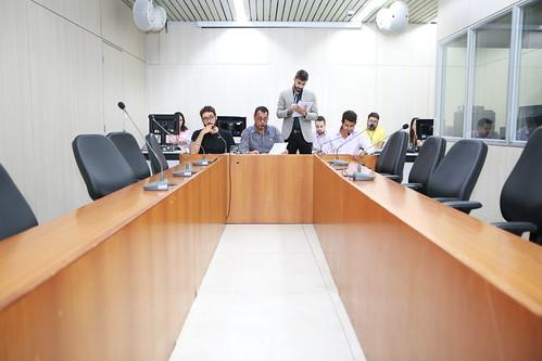 18ª Reunião Ordinária - Comissão de Legislação e Justiça