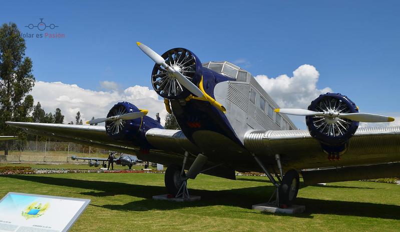 FAC 625 Junkers Ju-52