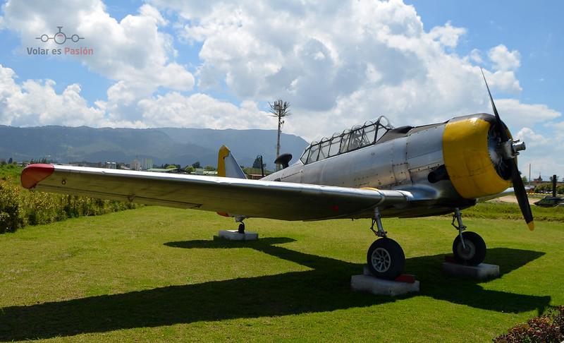 FAC 772 North American AT-6D