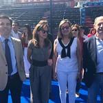 Inauguración World Padel Tour Valladolid Master 2019 (17-6-2019)