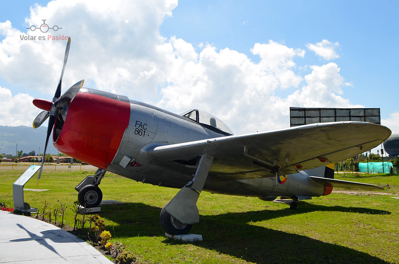 FAC 861 Republic P-47D Thunderbolt