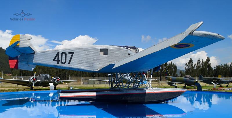 FAC 407 Junkers W-34hi