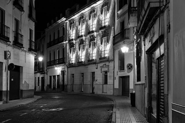 Por Cordoba de noche
