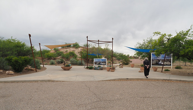 S4293865 tucson biosphere 2 entrance fr parking lot_2 ICE rot pers stitch99