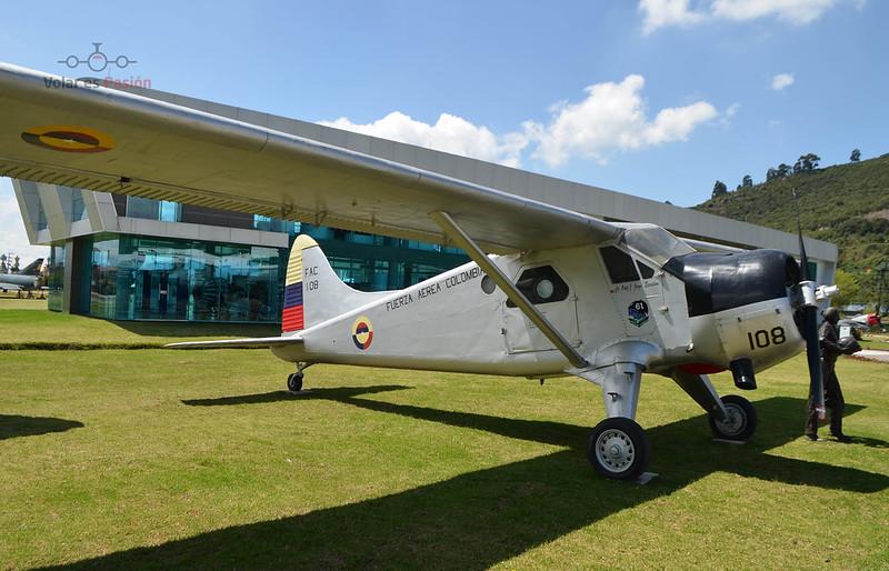 FAC 108 De Havilland Canada DHC-2 Beaver