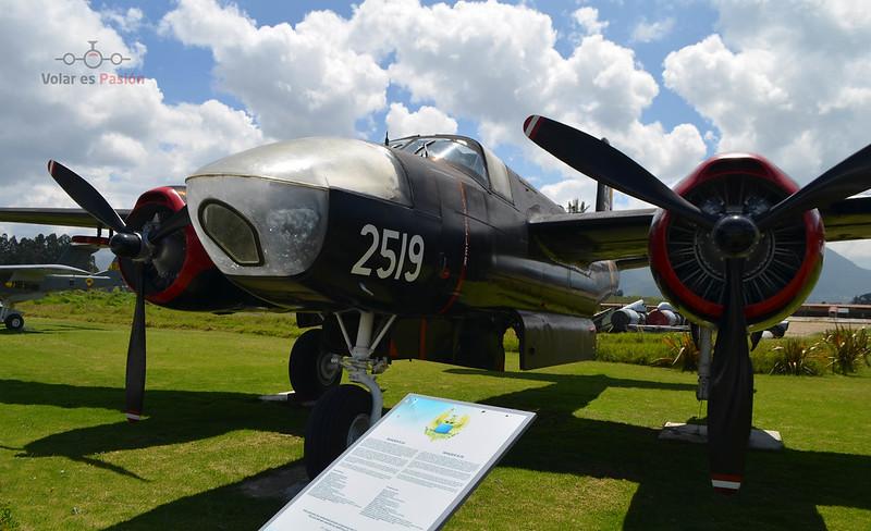 FAC 2519 Douglas A-26C Invader