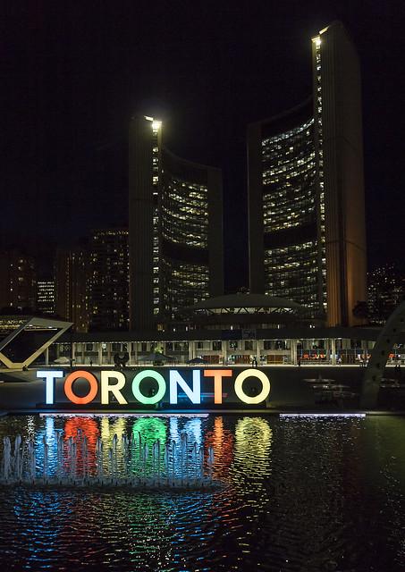 Toronto City Hall, Ontario, Canada