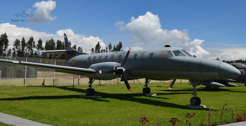 FAC 1240 Fairchild C-26A Metro