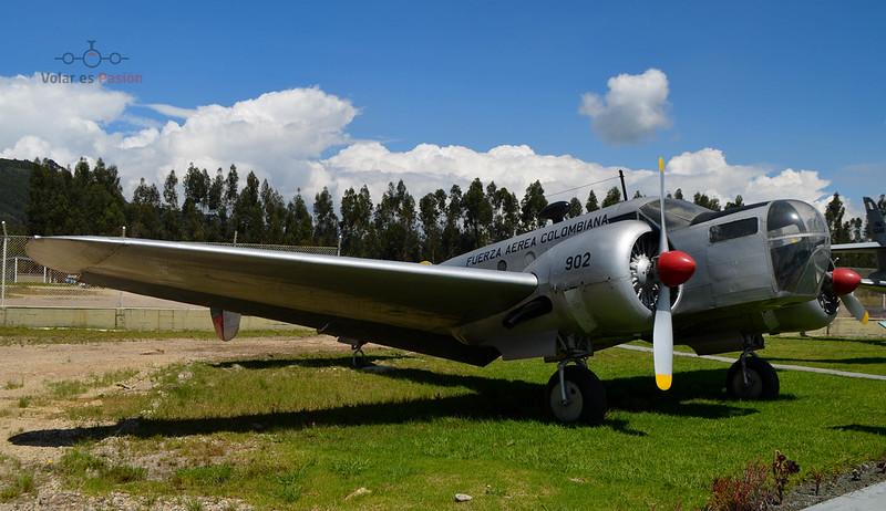 FAC 902 Beechcraft Kansan AT-11