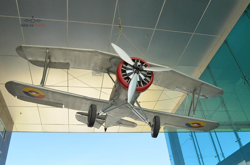 Museo Aeroepacial Colombiano