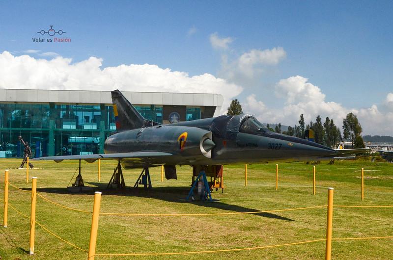 FAC 3027 Dassault Mirage