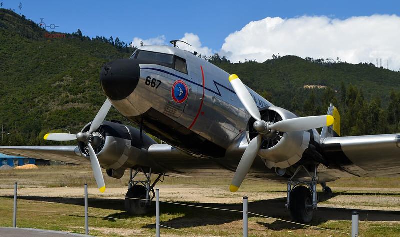 FAC 667 Douglas C-47A Skytrain
