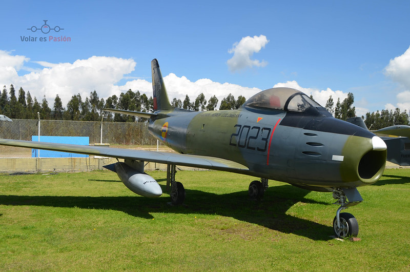 FAC 2023 North American F-86F