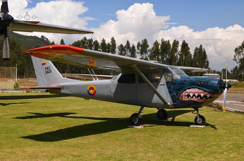 FAC 2425 Cessna T-41D