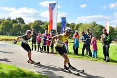 Seriál závodů na kolečkových lyžích Efisan Skiroll Classics startuje v Beskydech