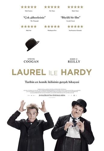 Laurel ile Hardy - Stan & Ollie (2019)