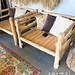 NEW: houten singel