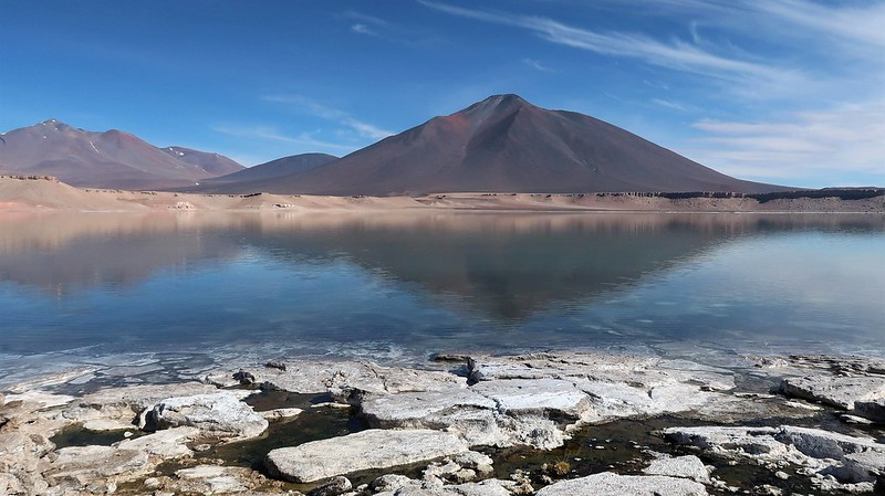 Lagunas of Copiapo, Atacama, CHILE, January 2019