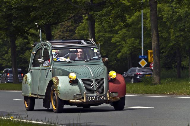 Citroën 2CV AZ 1961 (8128)