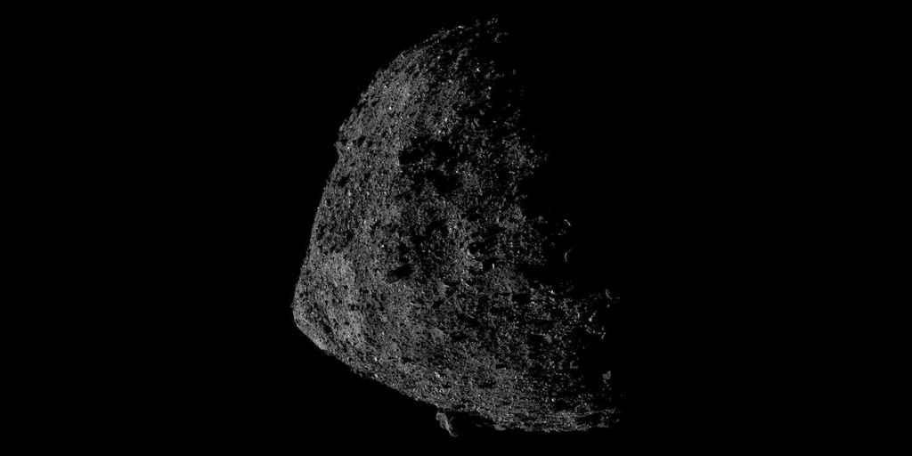 OSIRIS-REx capture l'image la plus proche de l'astéroïde Bennu