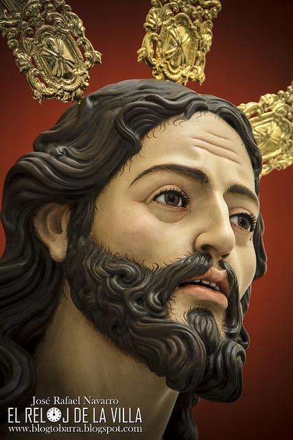 NUESTRO PADRE JESÚS DE LA SALUD EN LA TRAICIÓN DE JUDAS
