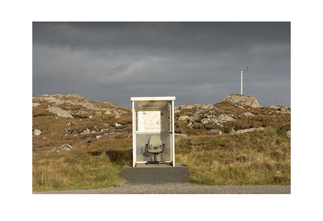 Bus Shelters of the Western Isles