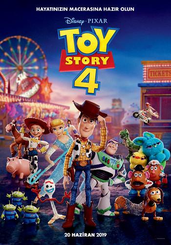 Oyuncak Hikayesi 4 - Toy Story 4