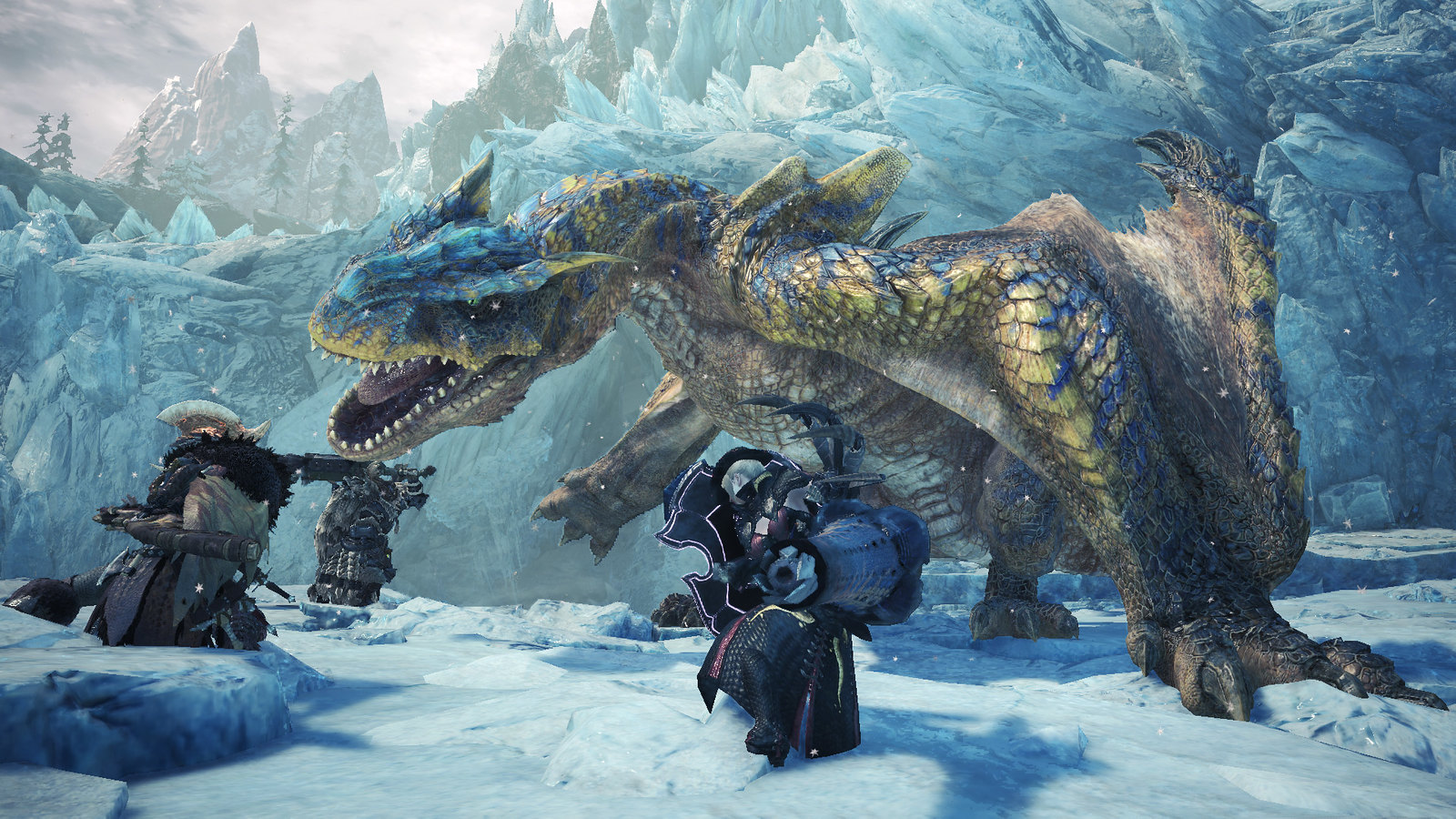 Monster Hunter World: Iceborne Beta