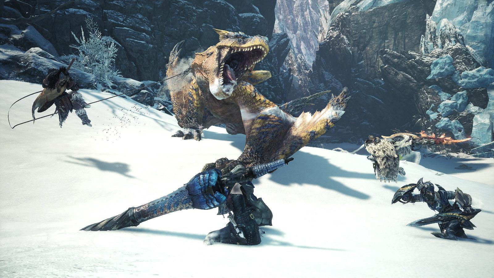 48087906757 bfba413f36 h - 8 coole Dinge, die ihr in der Monster Hunter World: Iceborne-Beta für PS4 machen könnt