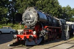 VSM 52 8091-2in depot van station Beekbergen 17-06-2019