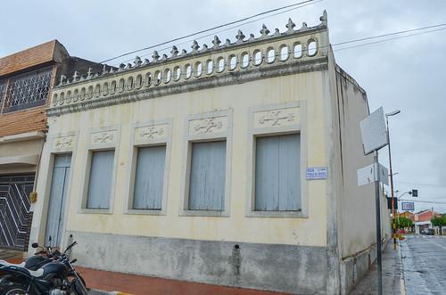 Entre o presente e o passado: Paisagens do centro histórico de Aurora, Ceará