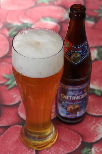 Alkoholfreies OETTINGER Weißbier