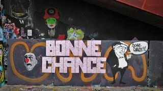 Mimi the clown / Paris - 7 jun 2019