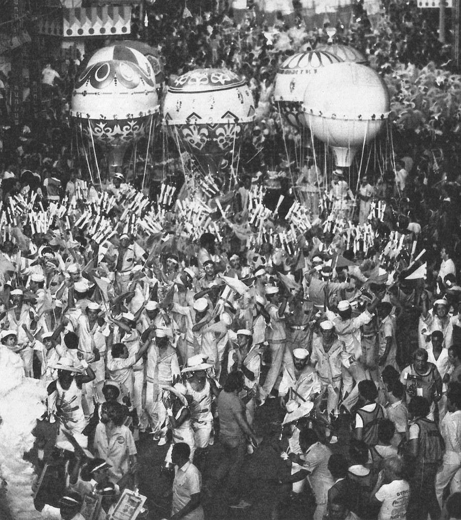 Carnaval, Rio de Janeiro, 1982, Unidos da Tijuca