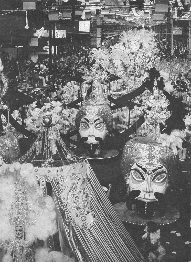 Carnaval, Rio de Janeiro, 1981, Unidos de Vila Isabel