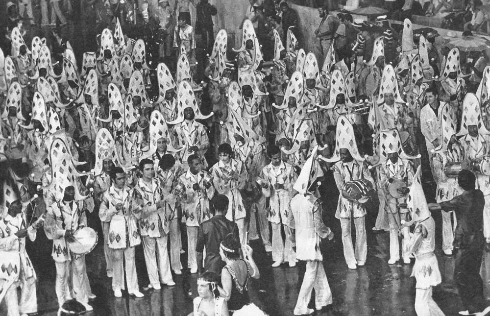 Carnaval, Rio de Janeiro, 1973, Imperatriz Leopoldinense