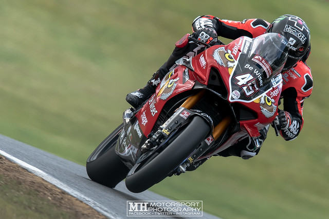 Scott Redding #45, PBM Be Wiser Ducati