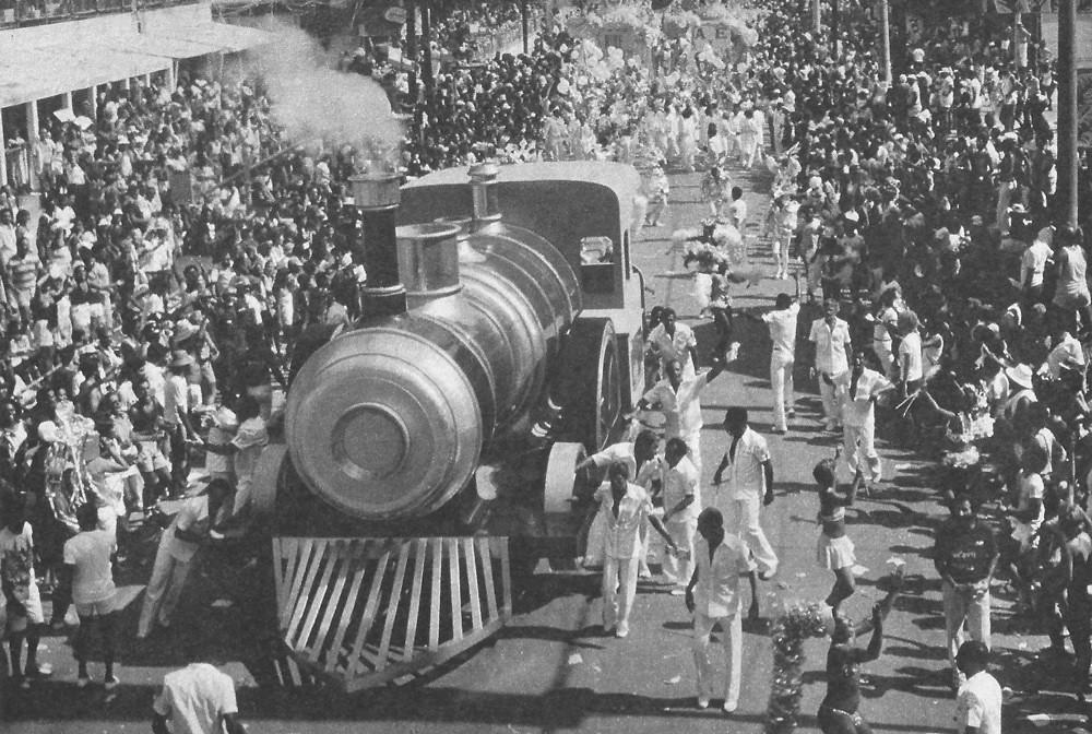 Carnaval, Rio de Janeiro, 1981, Imperatriz Leopoldinense