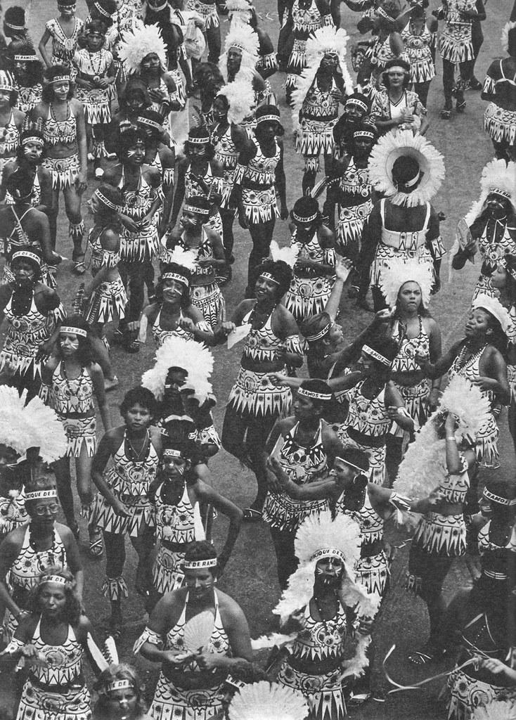 Carnaval, Rio de Janeiro, 1975, Imperatriz Leopoldinense