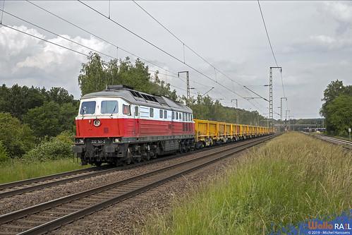 232 141 . WFL . 91995 . Stolberg (Rheinland ) .18.06.19.