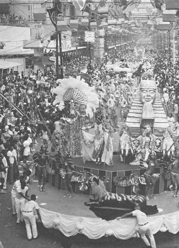 Carnaval, Rio de Janeiro, 1981, União da Ilha do Governador