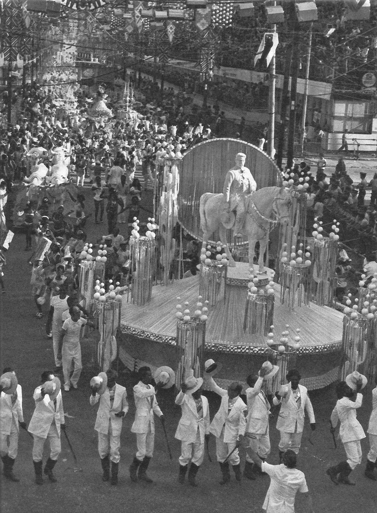 Carnaval, Rio de Janeiro, 1980, Unidos da Tijuca