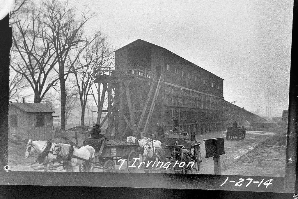 rail siding?