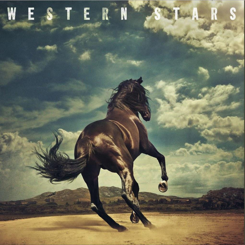 Western Stars carátula