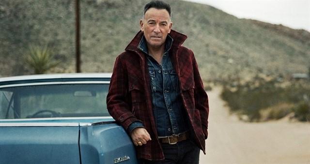 Foto promocional de Western Stars de Bruce Springsteen