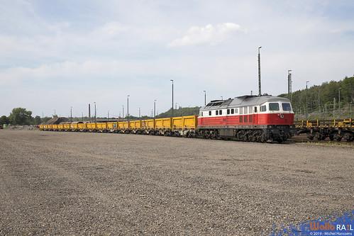 232 141 . WFL . 91995 . Stolberg (Rheinland ) Hbf . 18.06.19.
