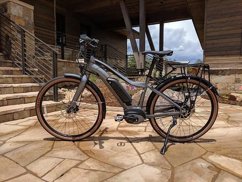 new e-bike!