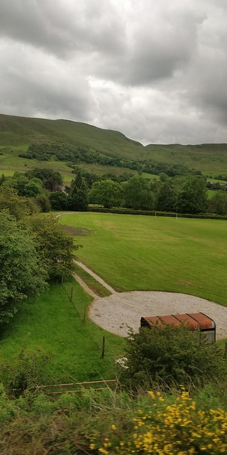 From the train between Hope and Edale